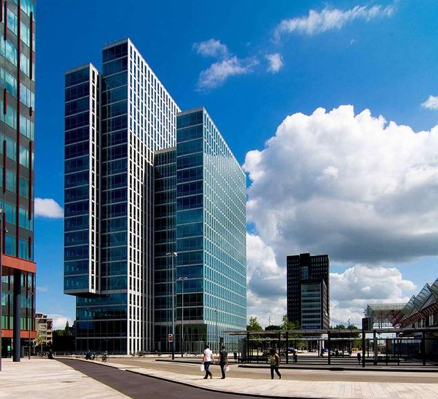 Best Western Plus Plaza Almere - Exterior view