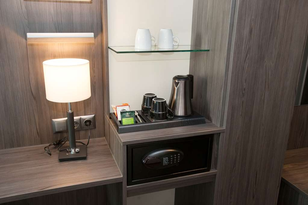 Best Western Plus Plaza Almere - Room Comfort