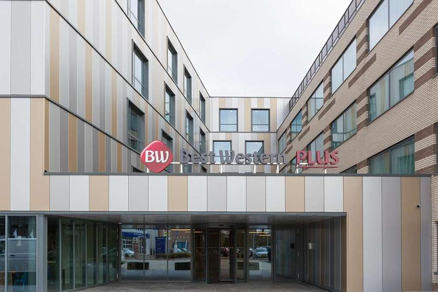 Best Western Plus Hotel Amstelveen - Area esterna