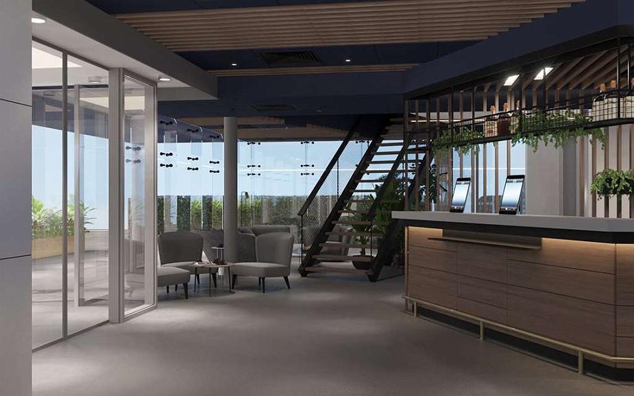 Executive Residency by Best Western Amsterdam Airport - Lobbyansicht