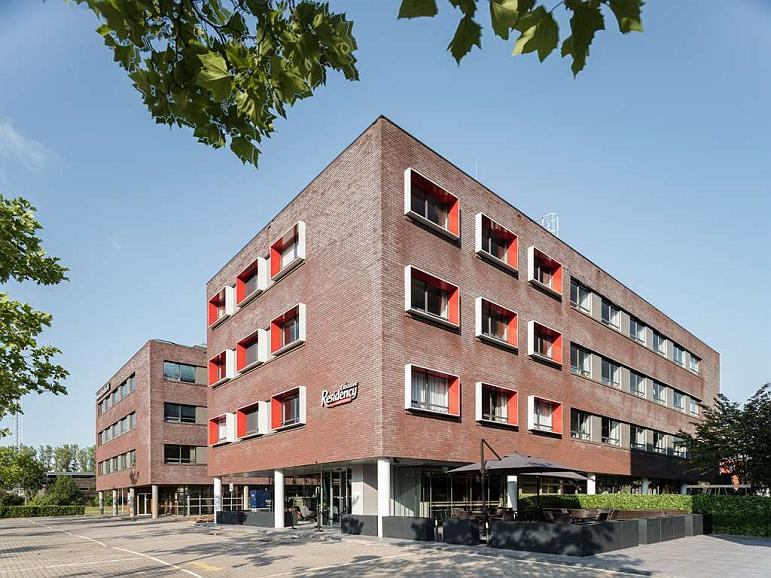 Executive Residency by Best Western Amsterdam Airport - Area esterna