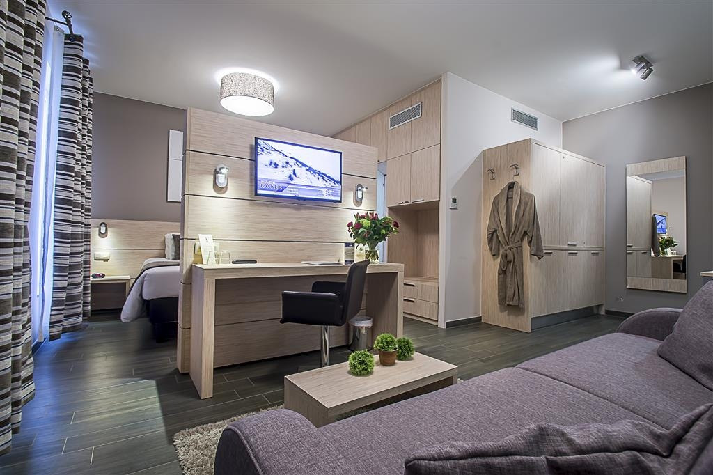 Best Western Plus Aero 44 - Appartement de luxe