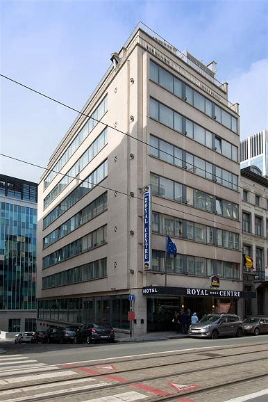 Best Western Hotel Royal Centre - Aussenansicht