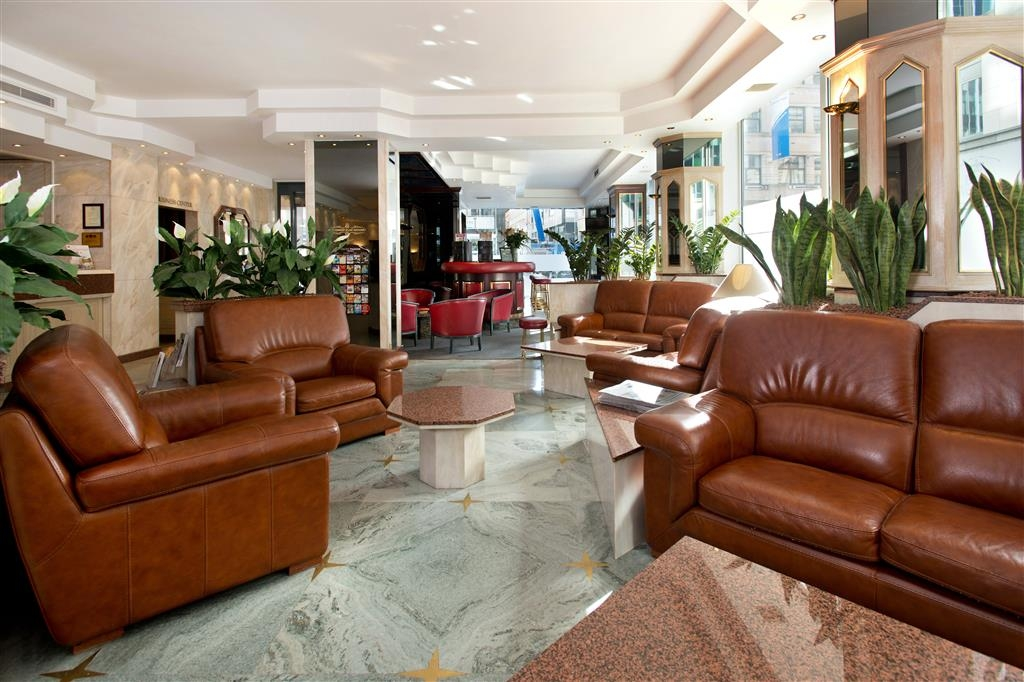Best Western Hotel Royal Centre - Lobby