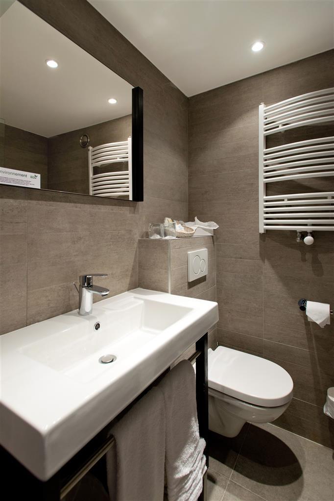 Best Western Hotel Royal Centre - Gästebad