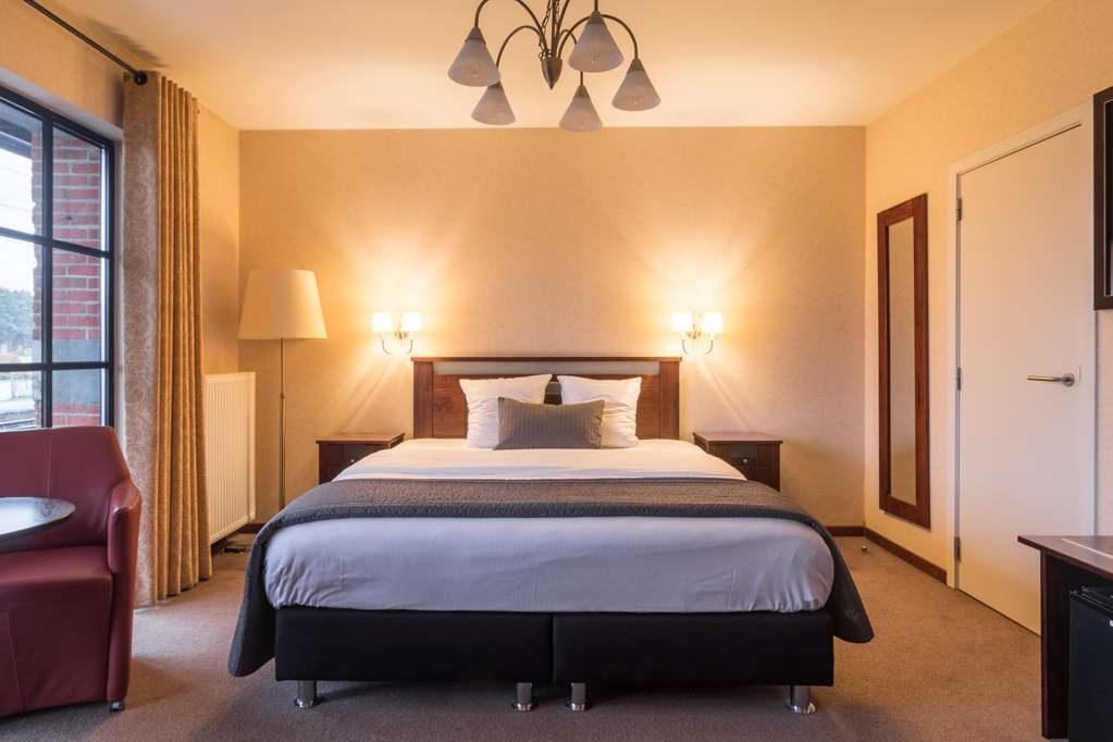 Best Western Plus Turnhout City Hotel - Camere / sistemazione