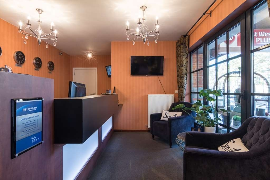 Best Western Plus Turnhout City Hotel - Hall