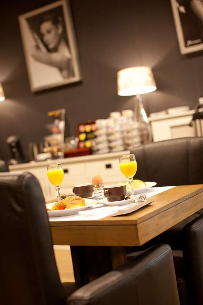 Best Western Plus Turnhout City Hotel - Restaurante/Comedor