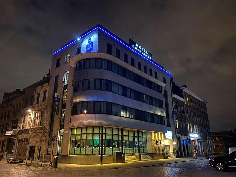 Best Western Hotel Docklands - Area esterna