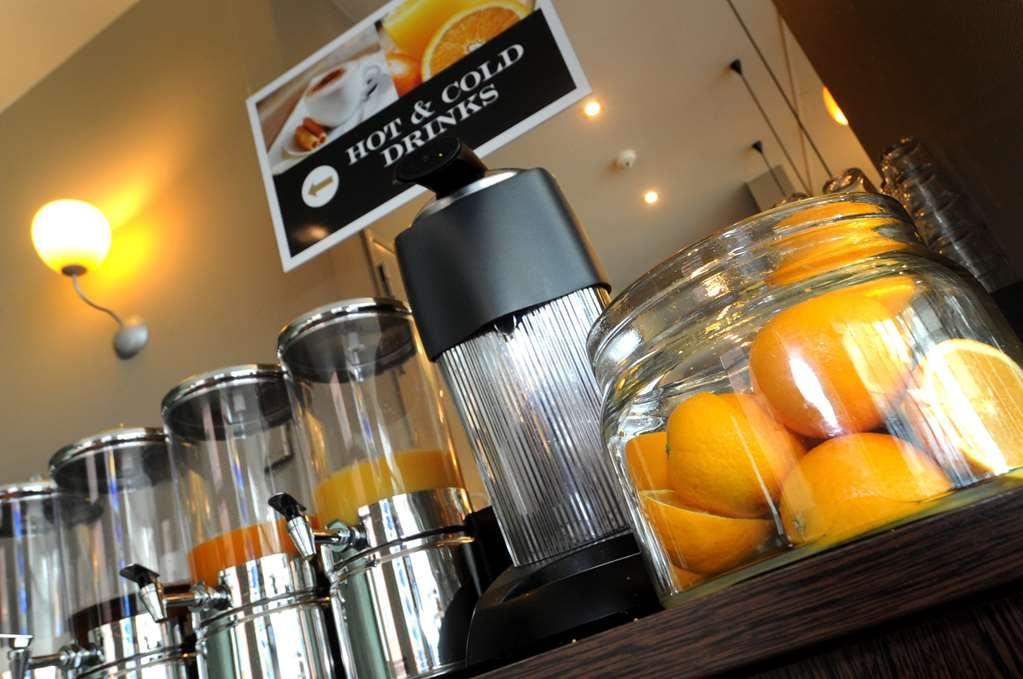 Best Western Hotel Docklands - Le petit déjeuner buffet