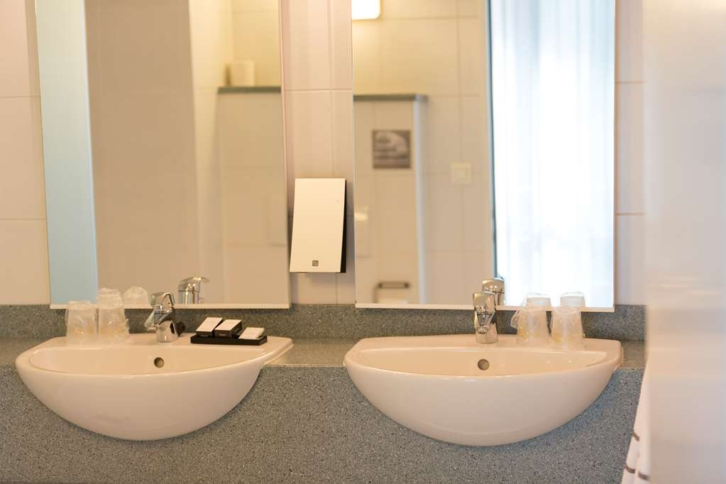 Best Western Hotel Docklands - habitación de huéspedes-amenidad