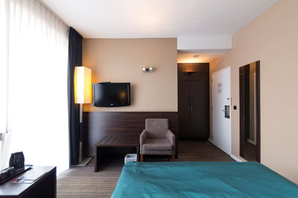 Best Western Hotel Docklands - Standard room with double bed