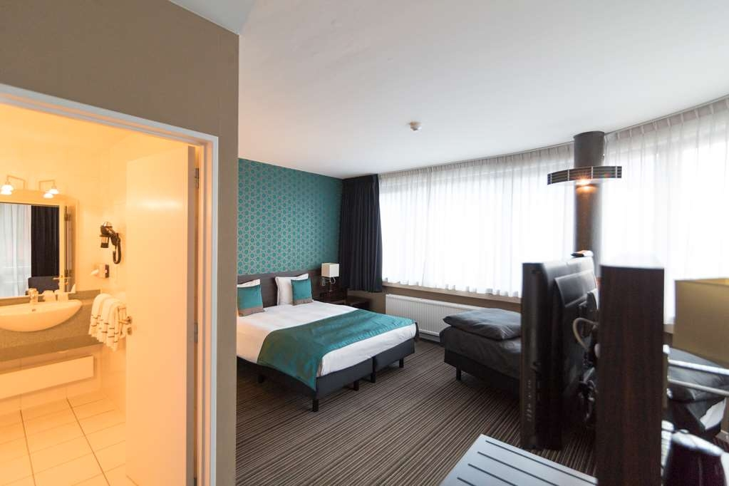 Best Western Hotel Docklands - Superior room with queen bed