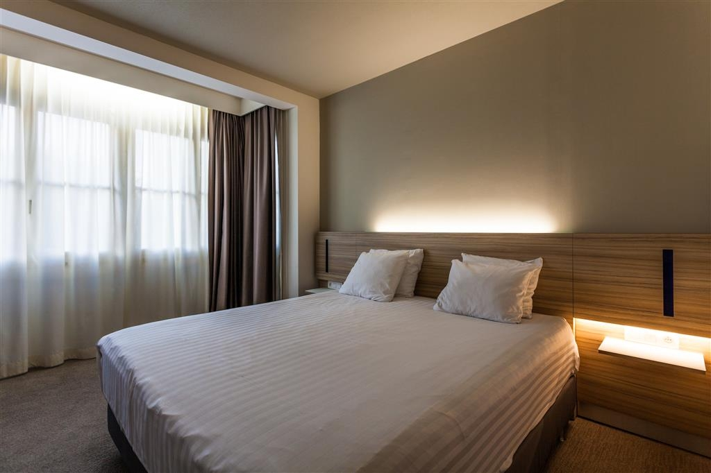 Best Western City Centre - Gästezimmer