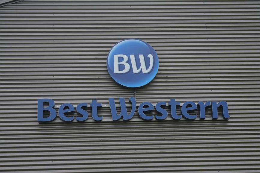 Best Western Hotel Brussels South - Area esterna