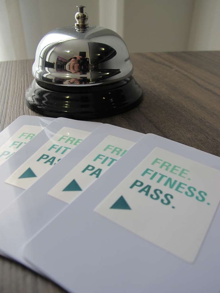 Best Western Hotel Brussels South - fitnessraum