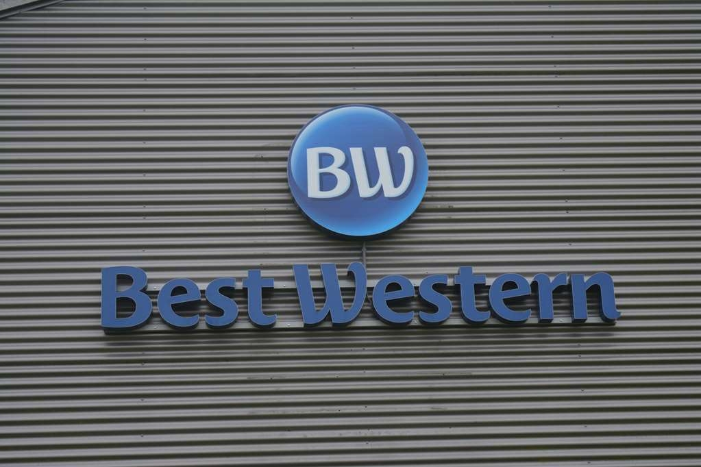 Best Western Hotel Brussels South - Außenansicht