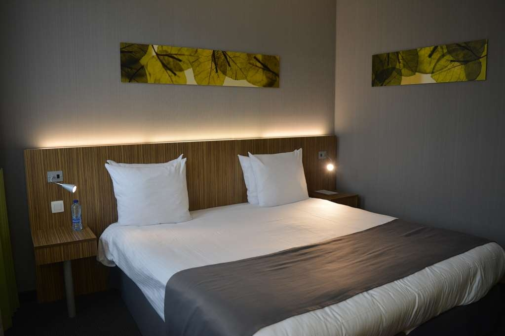 Best Western Hotel Brussels South - Zimmerausstattung