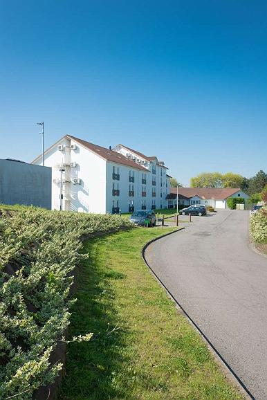 Best Western Hotel Wavre - Aussenansicht