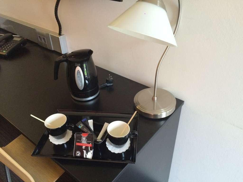 Best Western Hotel Wavre - Guest Room Amenities