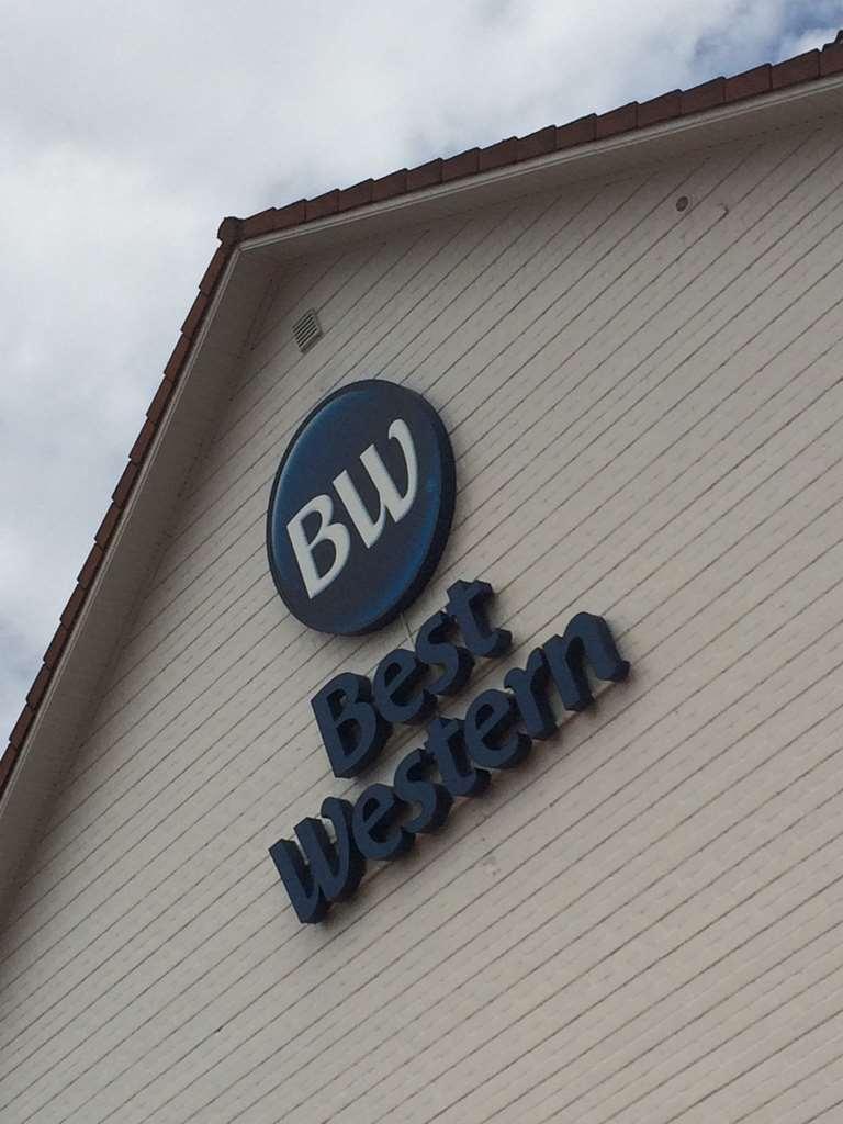 Best Western Hotel Wavre - Facciata dell'albergo