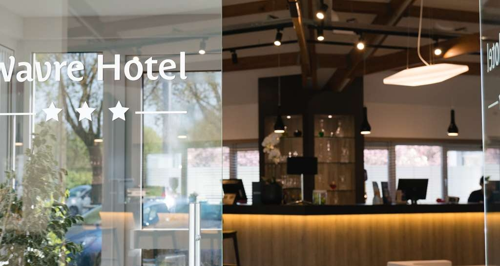 Best Western Hotel Wavre - Entrance
