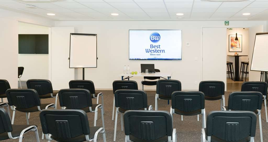 Best Western Hotel Wavre - Meeting room paris