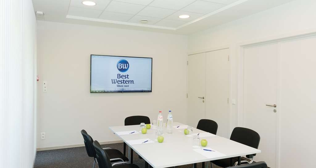 Best Western Hotel Wavre - Meeting room luxembourg