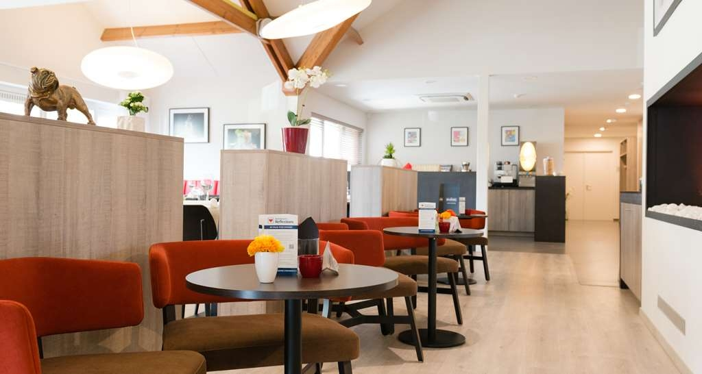Best Western Hotel Wavre - Bar / Lounge