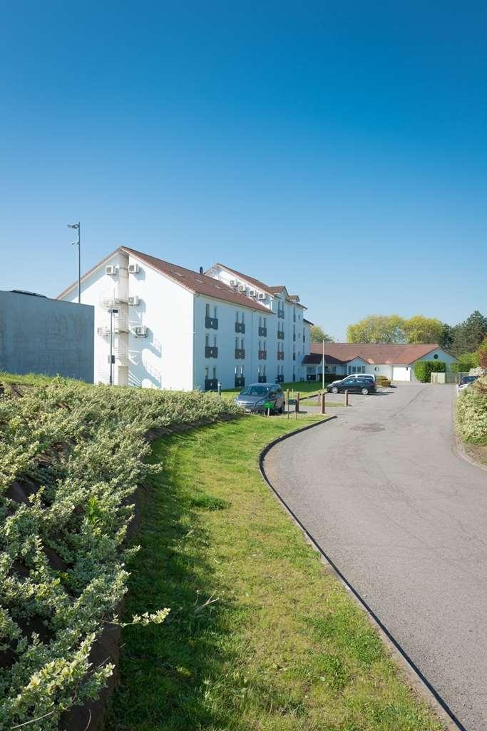 Best Western Hotel Wavre - Außenansicht