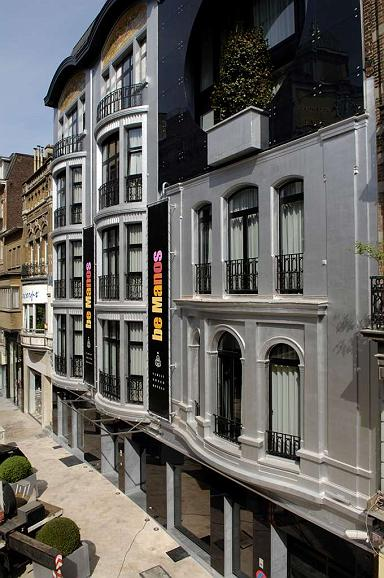 Hotel Be Manos, BW Premier Collection - Facciata dell'albergo