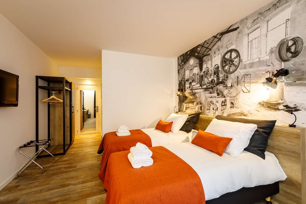 B-INN Lier, BW Signature Collection - Chambres / Logements