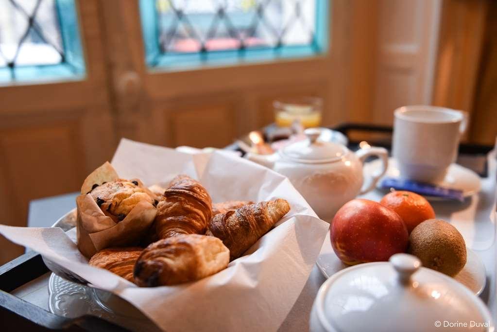 Best Western Plus Hotel d'Anjou - Breakfast Area