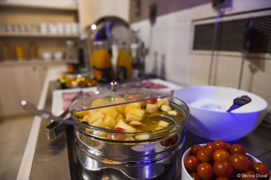 Best Western Plus Hotel d'Anjou - buffet froid