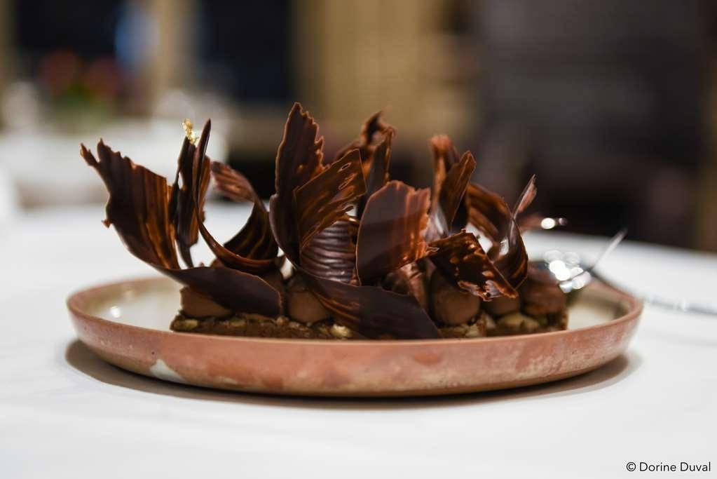 Best Western Plus Hotel d'Anjou - Chocolate cake