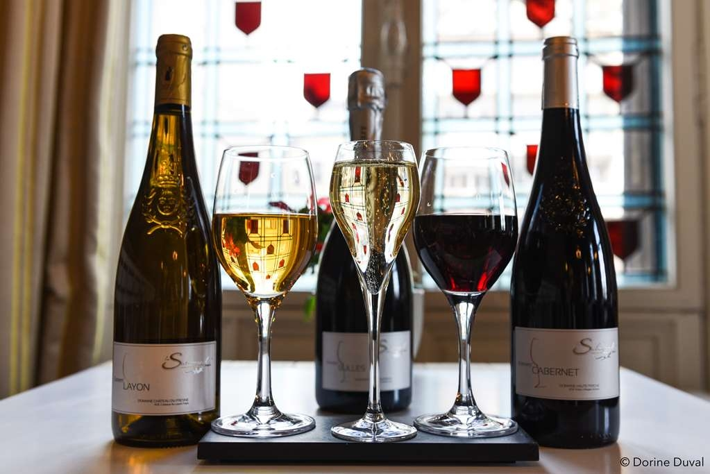 Best Western Plus Hotel d'Anjou - Wine