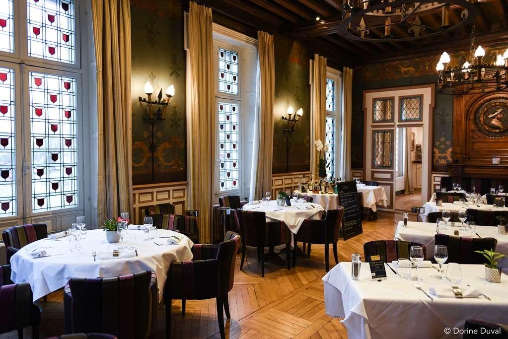 Best Western Plus Hotel d'Anjou - salle restaurant