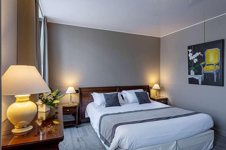 Hotel Best Western Grand Hotel De Bordeaux, Aurillac