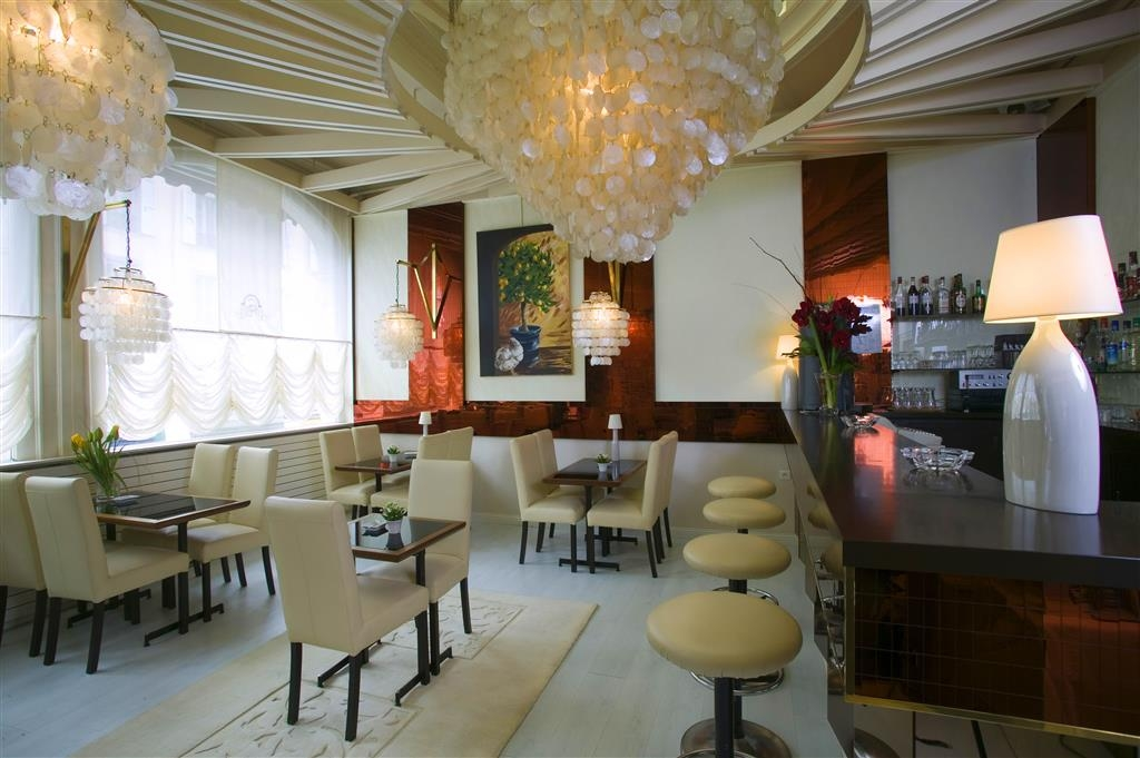 Best Western Grand Hotel De Bordeaux - Bar, sala