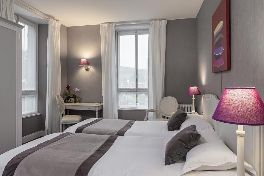 Best Western Grand Hotel De Bordeaux - Gästezimmer