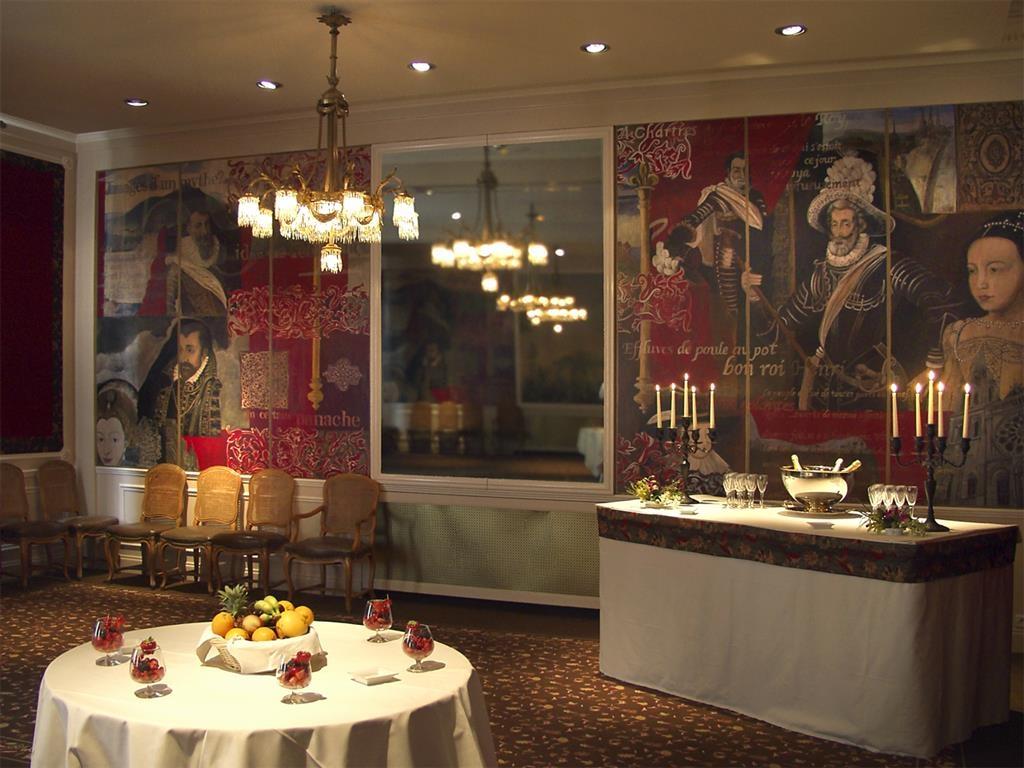 Best Western Premier Grand Monarque Hotel & Spa - Salas de reuniones