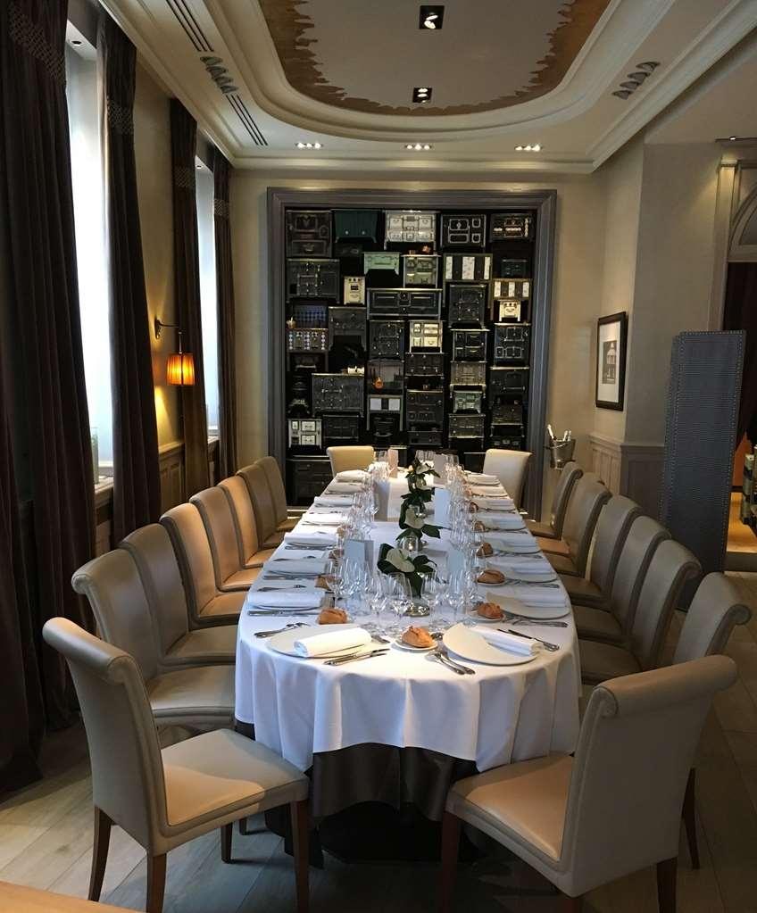 Best Western Premier Grand Monarque Hotel & Spa - Restaurante/Comedor