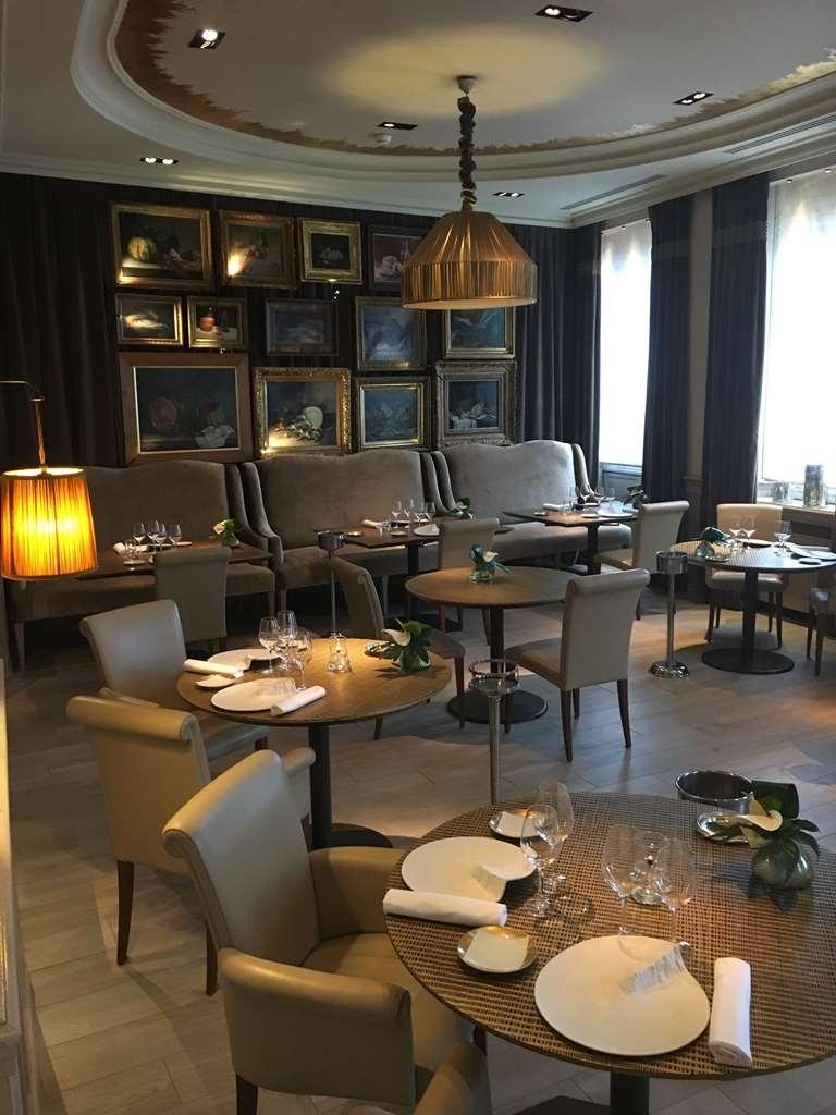 Best Western Premier Grand Monarque Hotel & Spa - Restaurant Le Georges