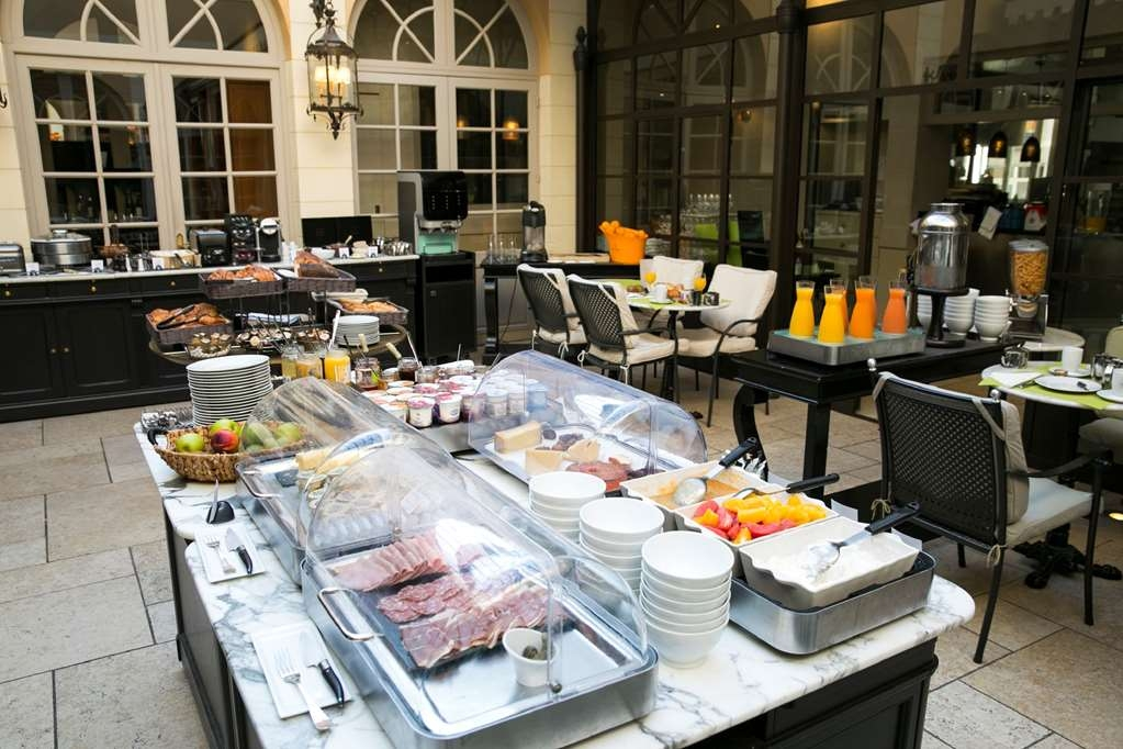 Best Western Premier Grand Monarque Hotel & Spa - Desayuno Buffet