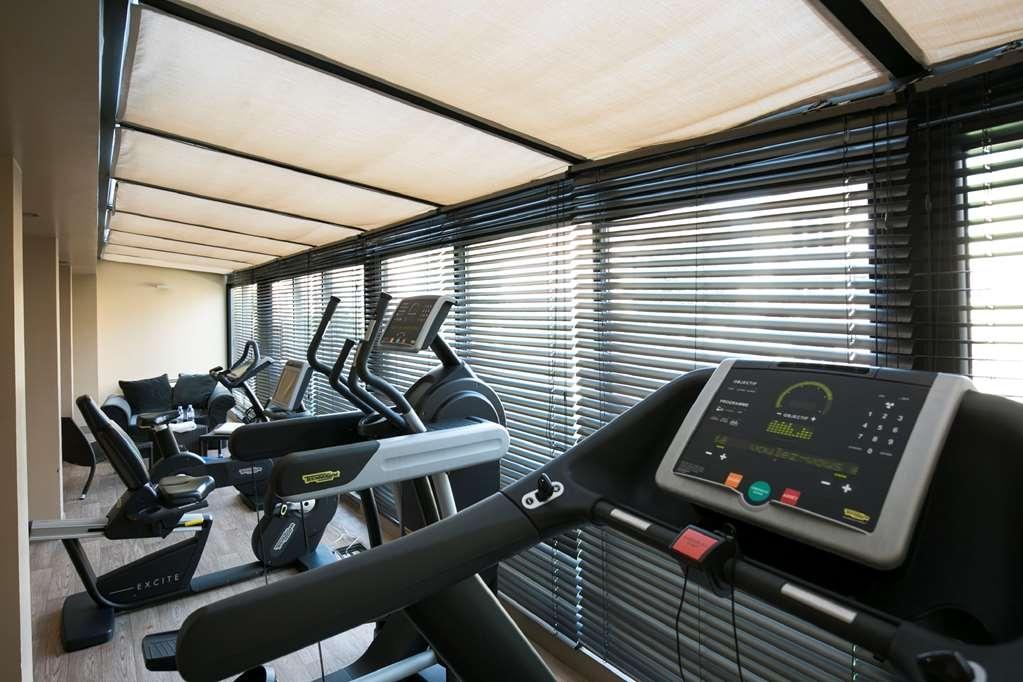 Best Western Premier Grand Monarque Hotel & Spa - sala de ejercicios