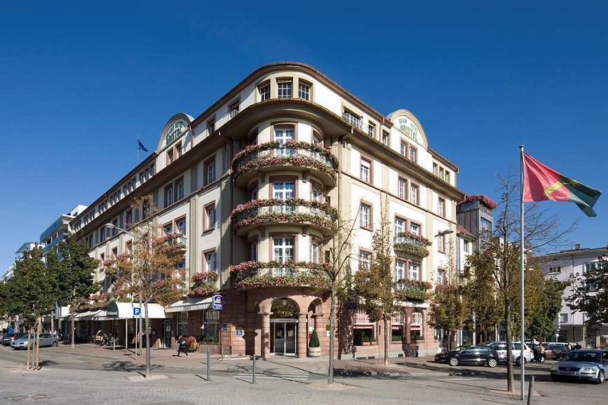 Best Western Grand Hotel Bristol - Sala