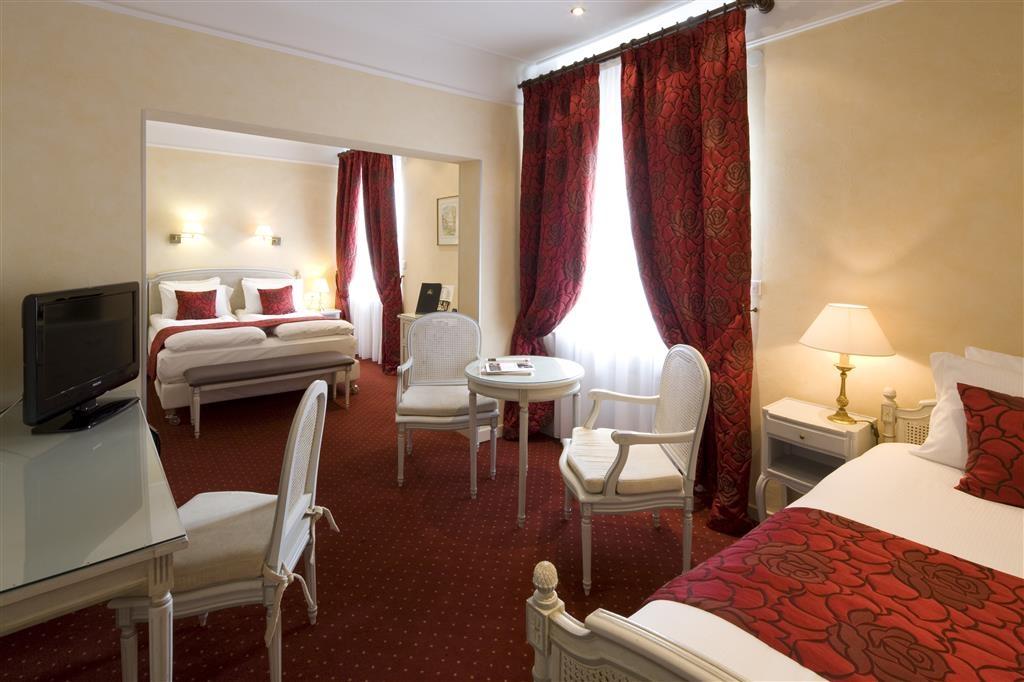 Best Western Grand Hotel Bristol - Triple Guest Room