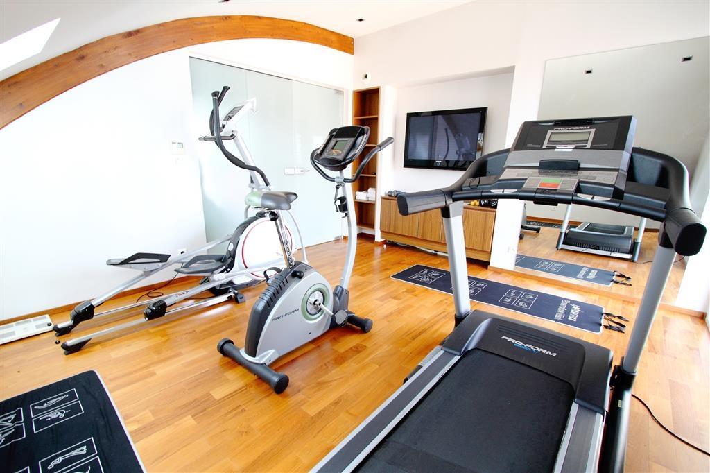 Best Western Grand Hotel Bristol - Fitnessstudio