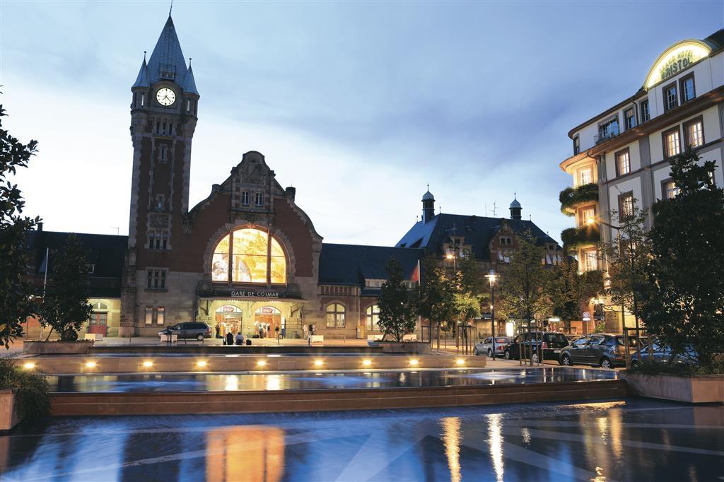 Best Western Grand Hotel Bristol - Colmar Train Station
