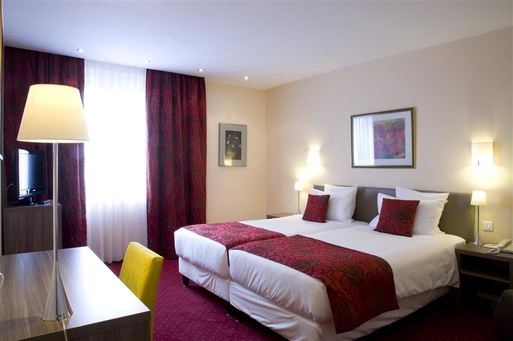 Best Western Grand Hotel Bristol - Gästezimmer